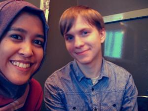 with Ivan