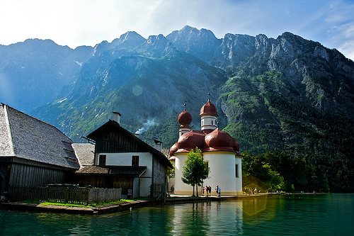 King's Lake (Königssee), Bavaria