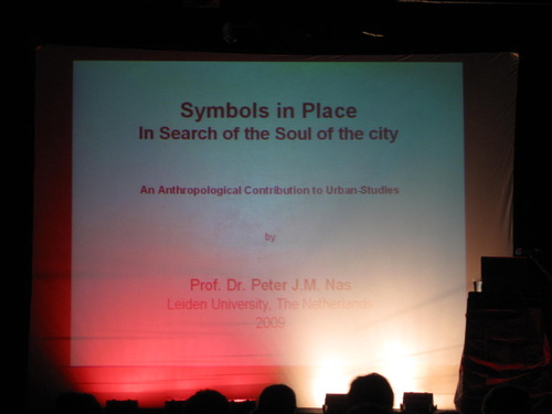 Symbols in Place by Prof. Nas