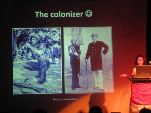 Qonita's Presentation