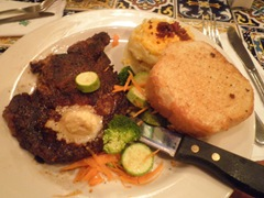 Cajun Steak