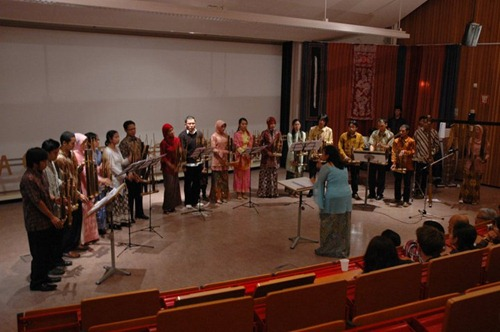 The Angklung Team