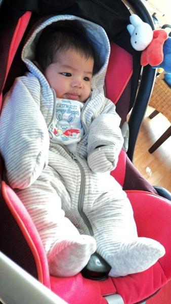 Cute baby Kenji