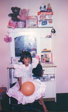 The brown teddy bear was my teddy bear! :)
