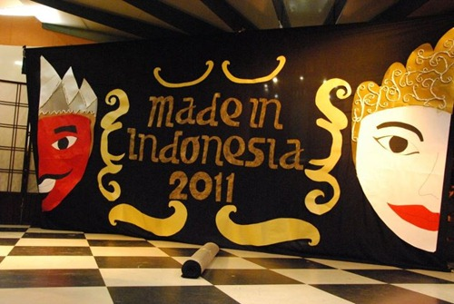 Made in Indonesia 2011