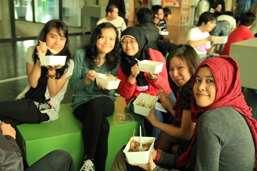 Girls of Eindhoven ;)